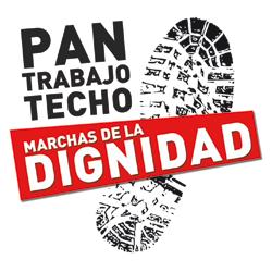 Pan, Trabajo, Techo, Dignidad, No al pago de la deuda