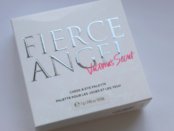 Victoria's Secret Fierce Angel Cheek & Eye Palette