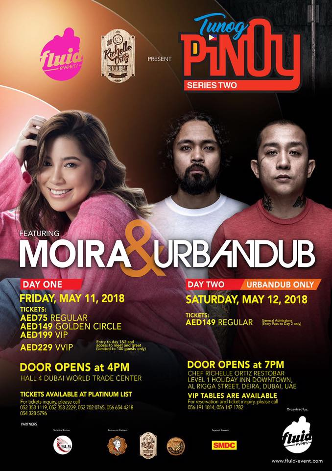 Moira and Urbandub Live