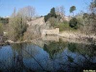 El Canal i Resclosa de Cal Marçal. Autor: Carlos Albacete