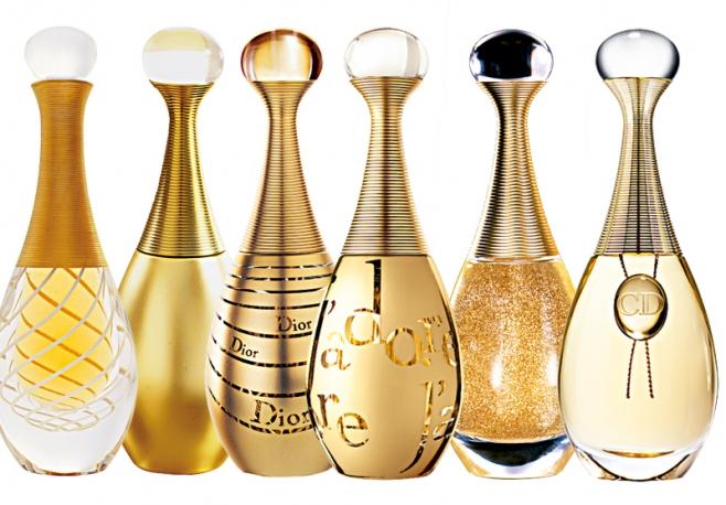 Hervé Van Der Straeten: boccetta del profumo J\'adore di Dior ...