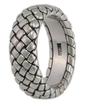 new Platinum Rings