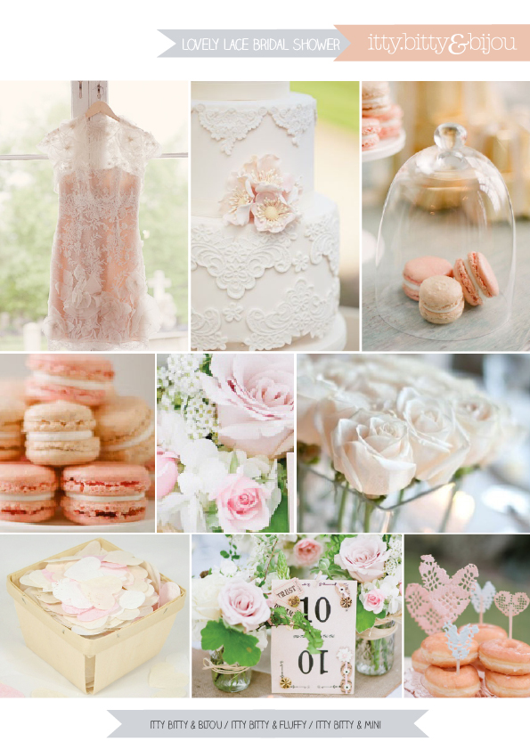Wedding Shower Decorating Ideas