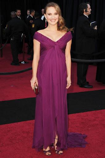 Натали Портман - Оскари 2011