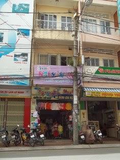Rạch giá Bán nhà phố mặt tiền đường Lê Lợi, Kiên Giang
