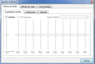 Ajustes avançados do VLC Media Player
