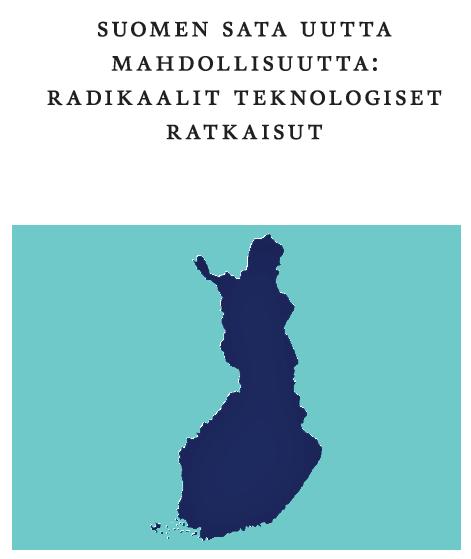 Suomen 100 uutta mahdollisuutta