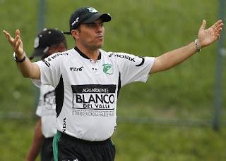 Jaime de la Pava nuevo técnico Cúcuta
