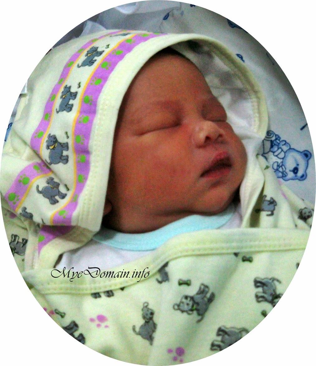 Newly born Kiko