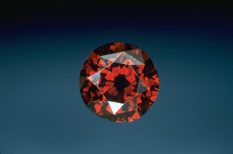 Diamante rojo. Rojo Navidad