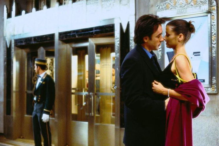 Near the main entrance of Waldorf Astoria New York / Рядом с главным входом в отель