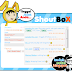 tutorial cara letak background di belakang shoutbox versi 2