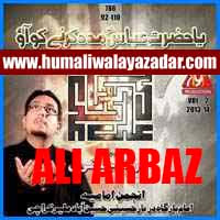 http://ishqehaider.blogspot.com/2013/11/ali-arbaz-nohay-2014.html