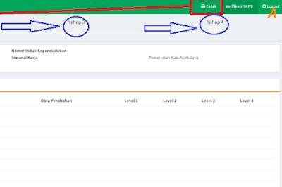 Cara untuk mengirim data e-PUPNS sebagai ajuan verifikasi