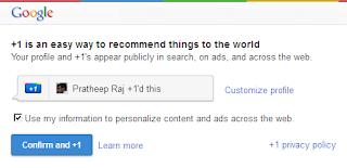 Google +1 Share
