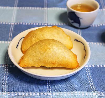 ham sui gok, ham sui kok, crescent dumpling