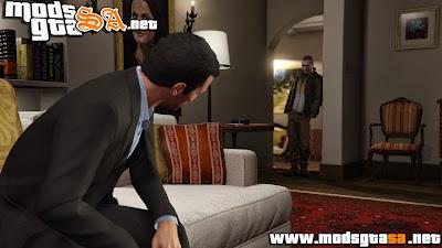 V - Skin Niko Bellic para GTA V PC