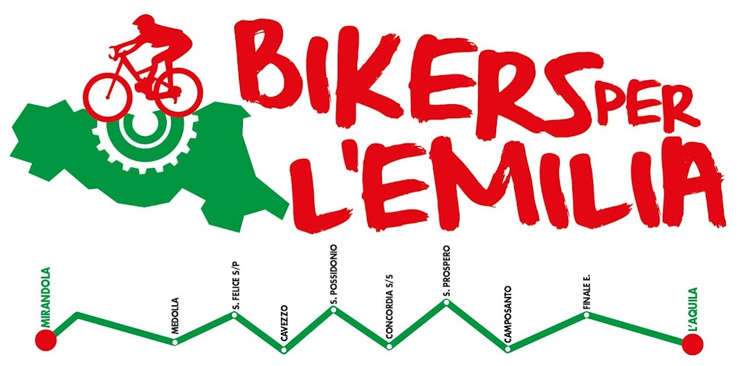 Bikers per L'Emilia