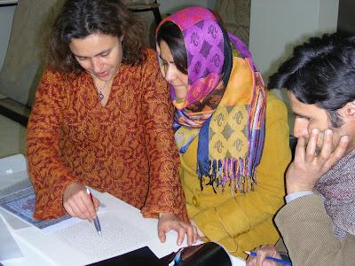 Διασώζοντας πολύτιμα ψηφιδωτά στην Ιορδανία, τη Συρία και τη βίλα του Εθνικού Κήπου