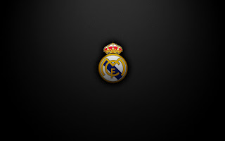 Real Madrid Emblem Dark HD Wallpaper