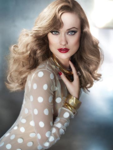 Olivia Wilde Hairstyles For L.A. Times Magazine July 2011 - 2