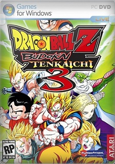 Download Dragon Ball Z Budokai Tenkaichi 3 [PC] [Full] [Español]