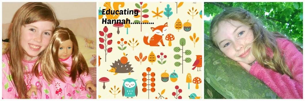 Educating Hannah