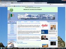 PARAINNAGE : MINISTERE DU TOURISME ET DE L'ARTISANAT