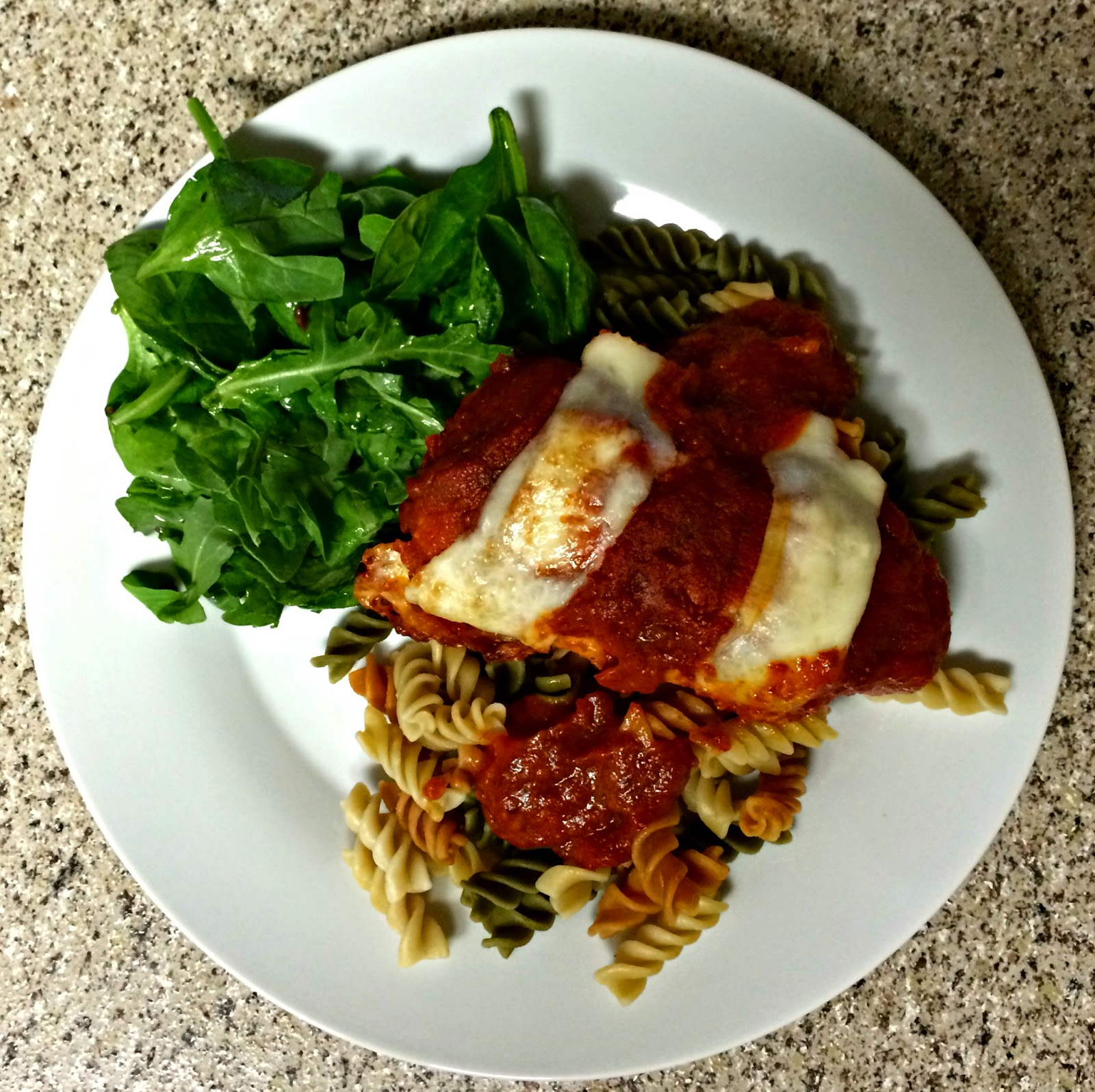 how to cook chicken parmesan on the stove