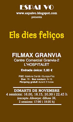PROGRAMACIÓ NOVEMBRE 2012