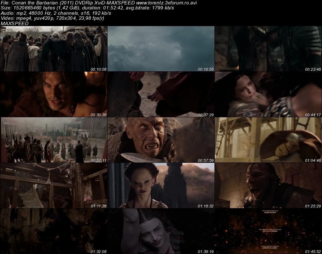 Conan 2011 Pretty conan the barbarian (2011) dvdrip xvid-maxspeed ~ a2z soft link