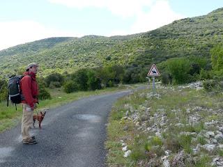 レ・ラヴァニュ Les Lavagnes サン・ギエムの道 Chemin de Saint-Guilhem