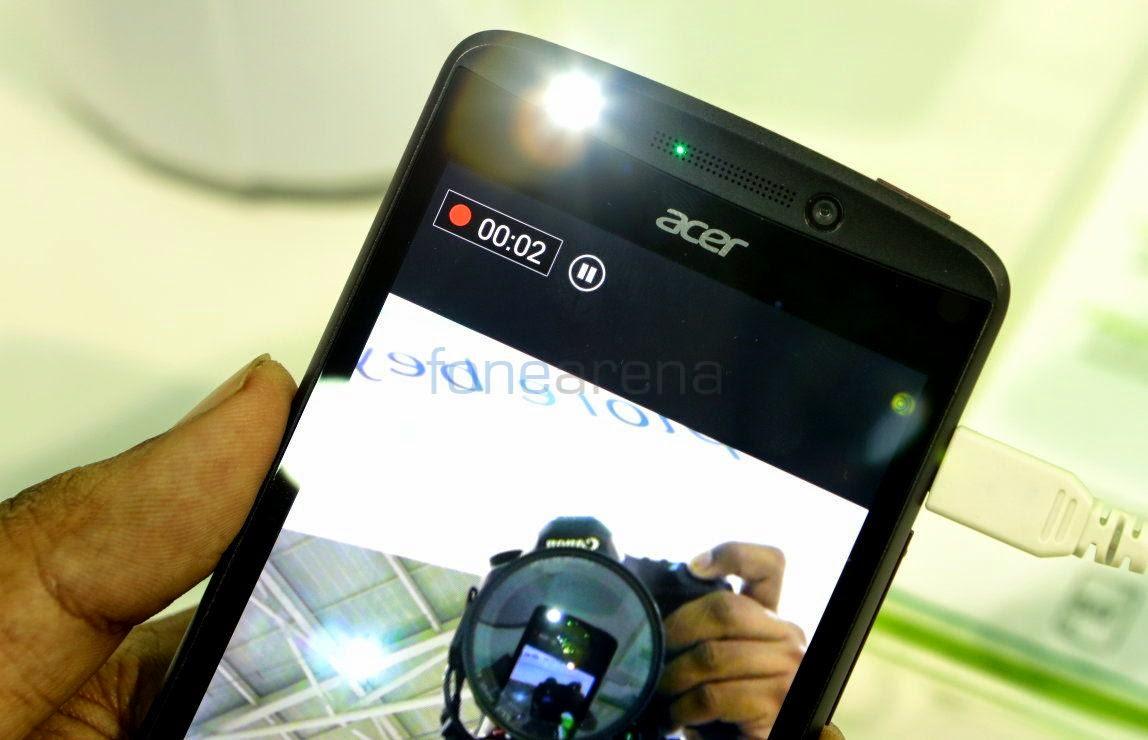 Acer Liquid E700 Review