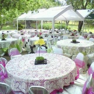Decoracion de Mesas para Fiestas, parte 4