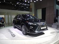 Yeni Lexus RX