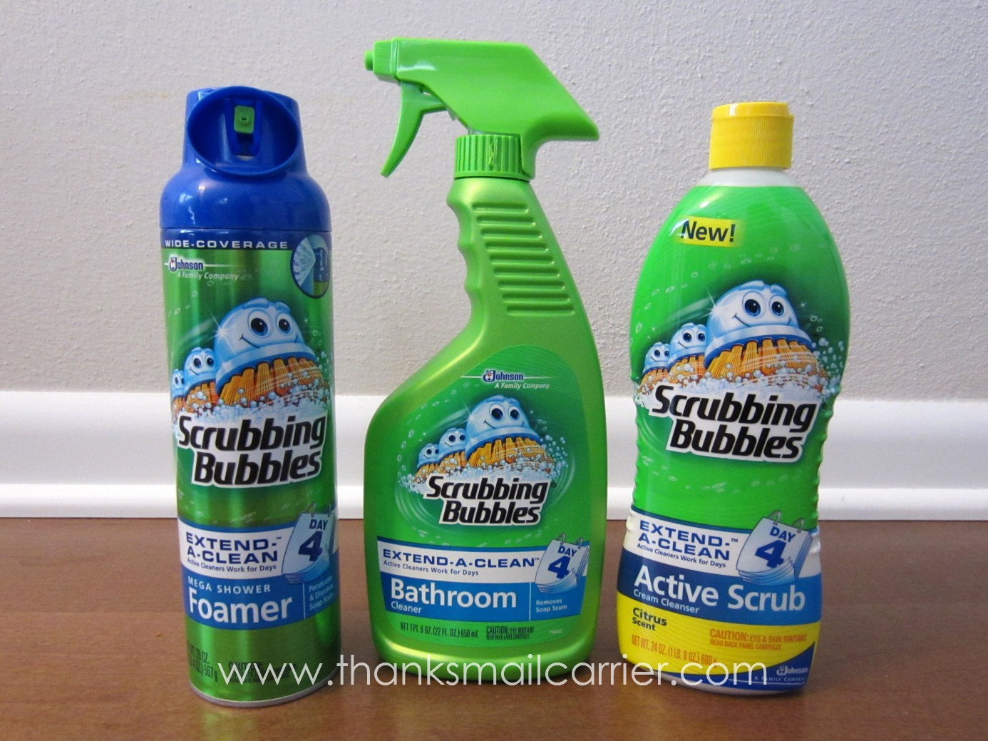 Scrubbing Bubbles Review