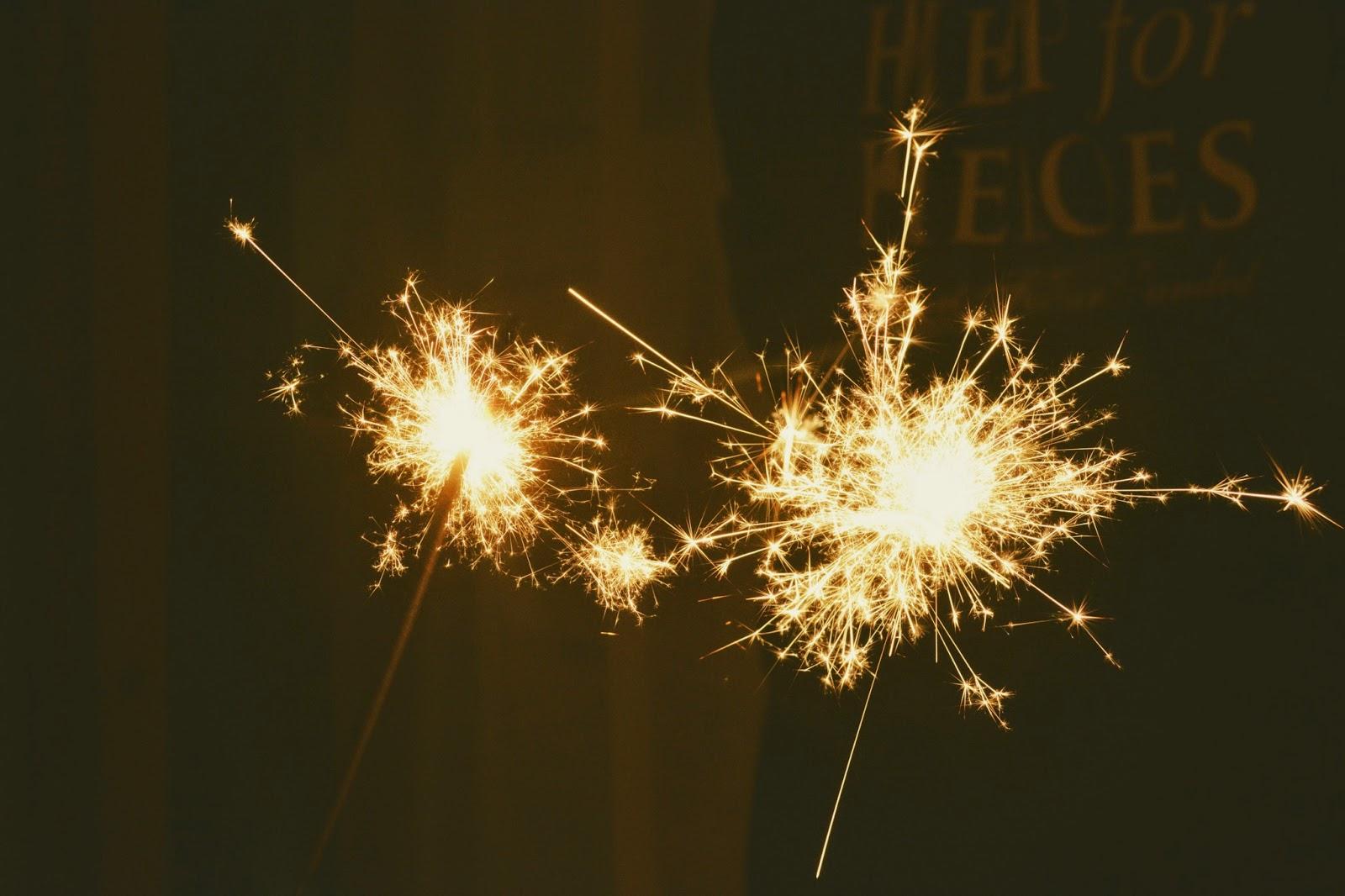 sparklers image, fall image, winter image, fireworks image