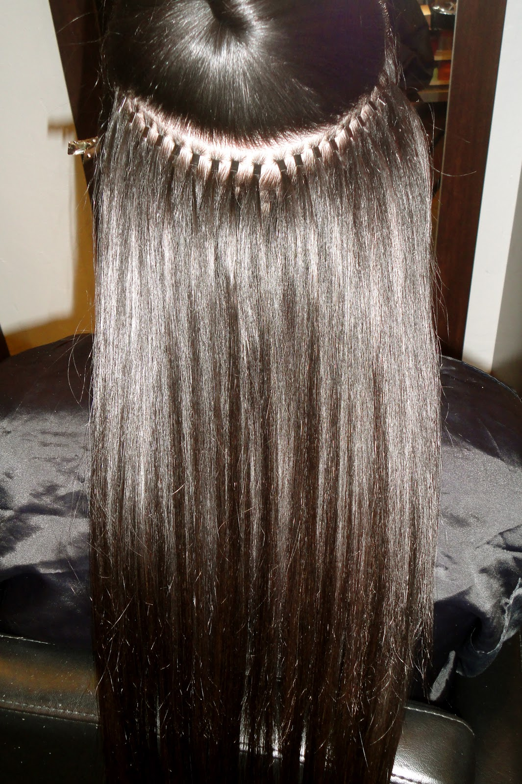 Proper Hair Extensions Application