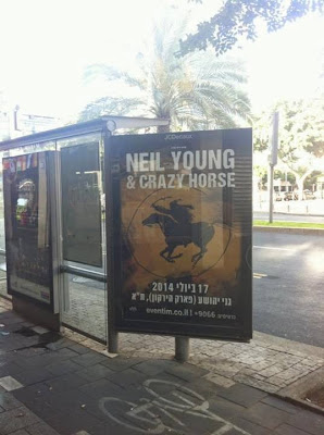 Israel Nash Tour