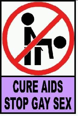 Hiv is a gay disease