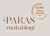 Paras Ruokablogi 2013