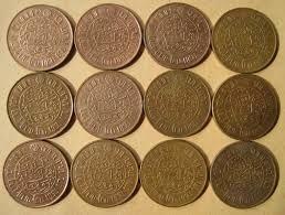 Koin kuno sebagai Koleksi