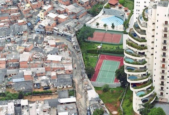 Favelas of Brazil