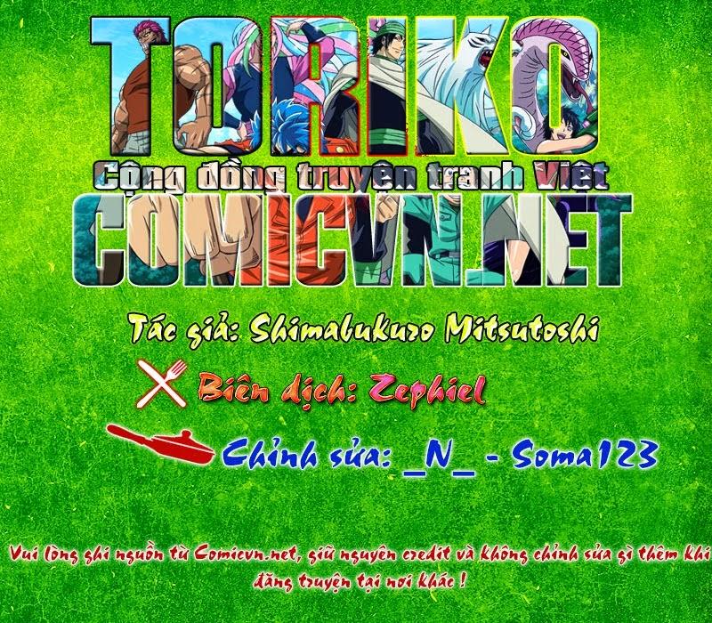 Toriko chap 289 Trang 1 - Mangak.info