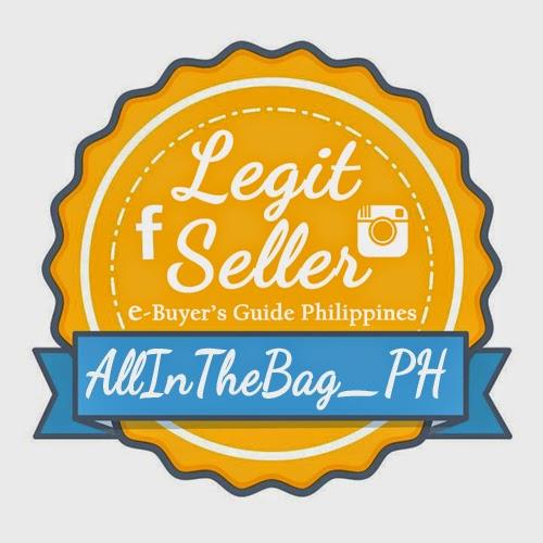 All In The Bag PH Legit Seller Badge