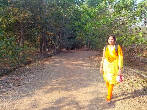 Durga devi park