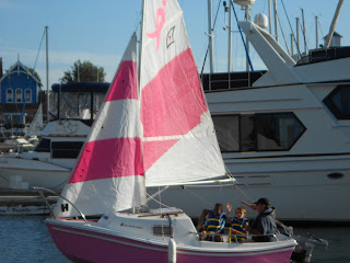 paddle+boat Family Fun At Strictly Sail Long Beach Event