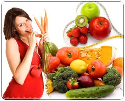 Nutrisi Penting Untuk Ibu Hamil
