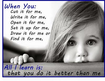 Parenting, empowerment, self-confidence