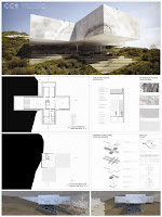 Architecture Presentation Board